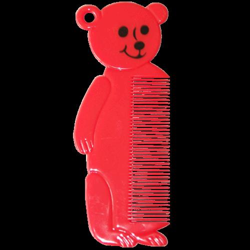 Kid's comb bear - 14 cm