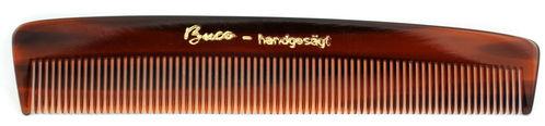 Comb hand-made thin teeth - 14,5 cm