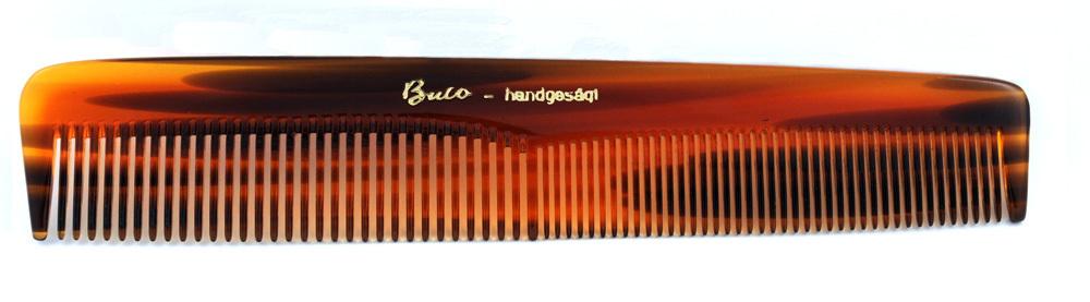 Frisierkamm handgesägt - 16,2 cm