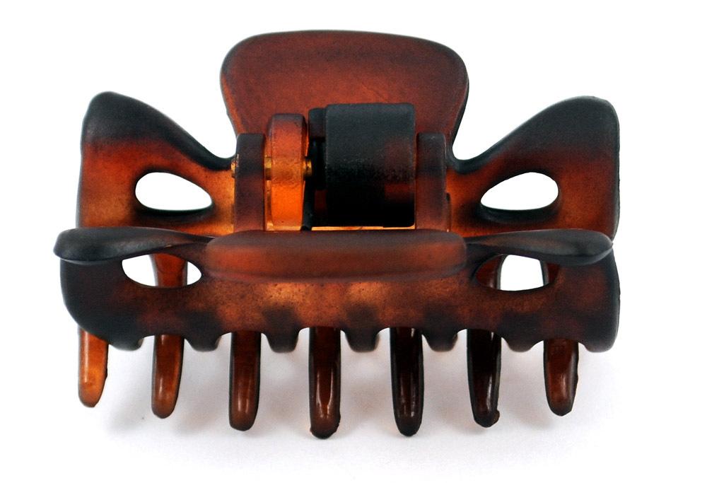 Haarklammer klein matt - 3,5 cm