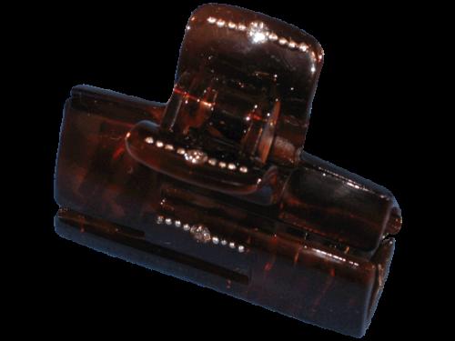 Haarklammer Havanna Strass - 5 cm