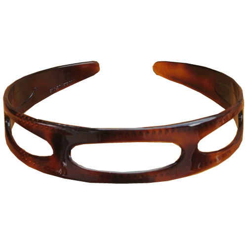 Head-band havanna-brown