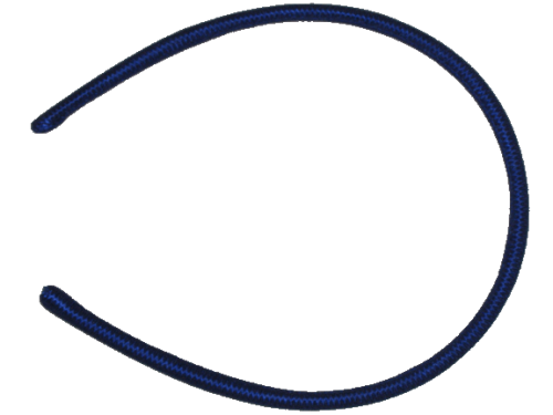 Head-band navyblue