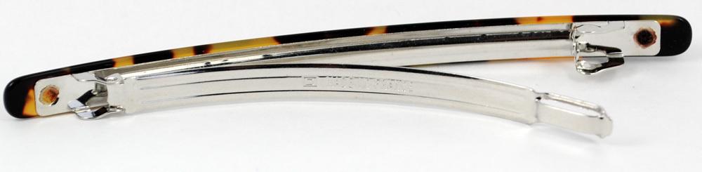 Schmale Haarspange 11 cm