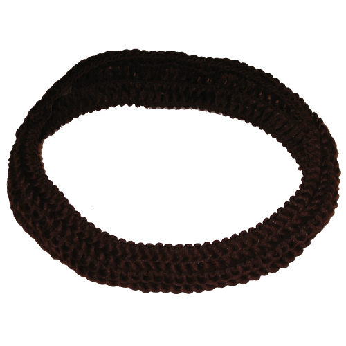 Hair-band brown