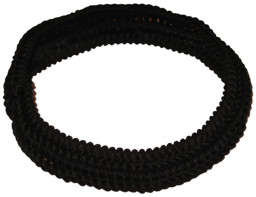 Hair-band black