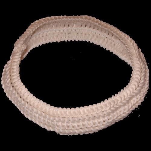 Haarband beige