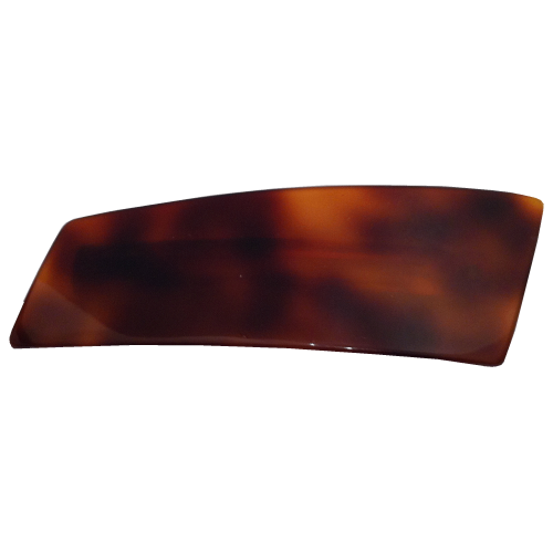 Haarspange Havanna - 7 cm