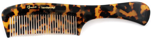 Exclusive hand-made handle-comb - 21,5 cm