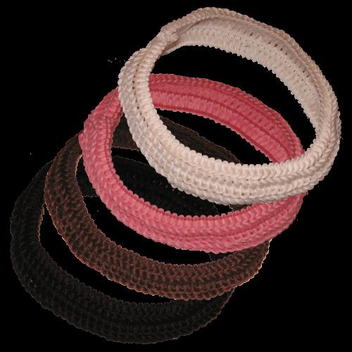 Haarband Set elastisch