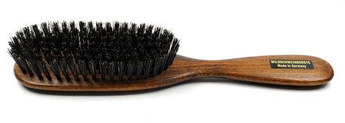 Haarbürste Buchenholz nussbraun 22,0 x 4,5 cm