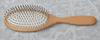 Haarbürste Buchenholz  23,5 x 6,5 cm