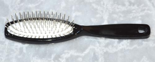 Haarbürste Airlastic schmal schwarz