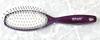 Haarbürste airlastic lila-glanz - 21,5 cm