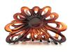 Haarklammer Blume 8 cm