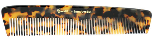Elegant hand-made comb - 18 cm