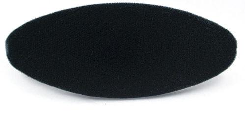 Hair-clip velvet black