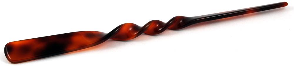Haarstecker mit gedrehter Mitte 18 cm