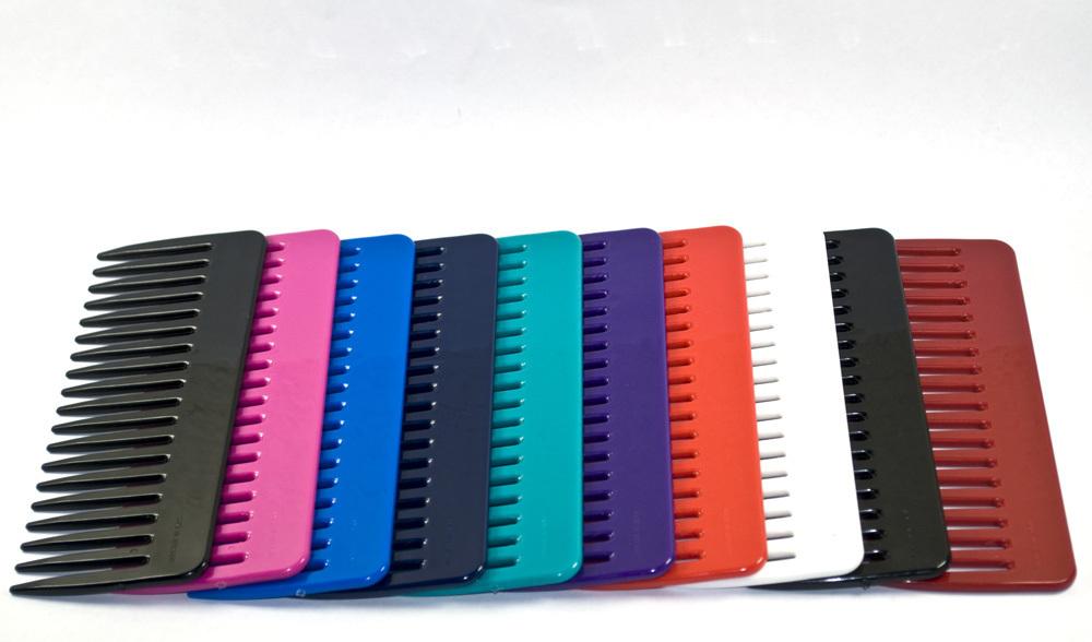 Kamm-Set 10 St. farblich sortiert