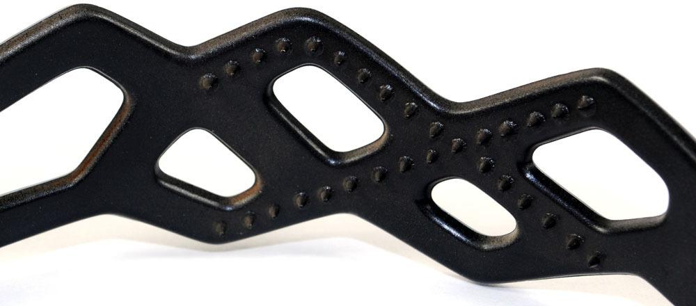 Haarreif 'cut-out' leoprint