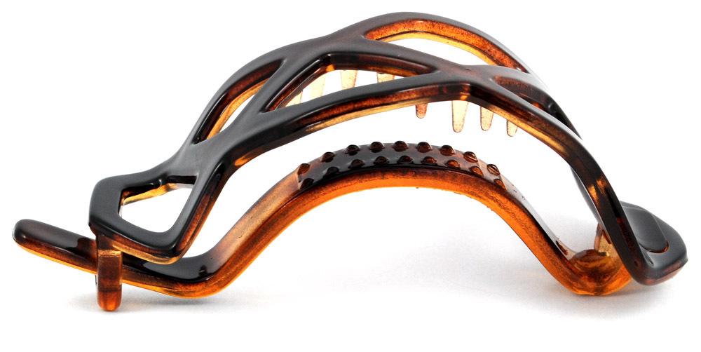 Haarspange mit Kunststoffbügel