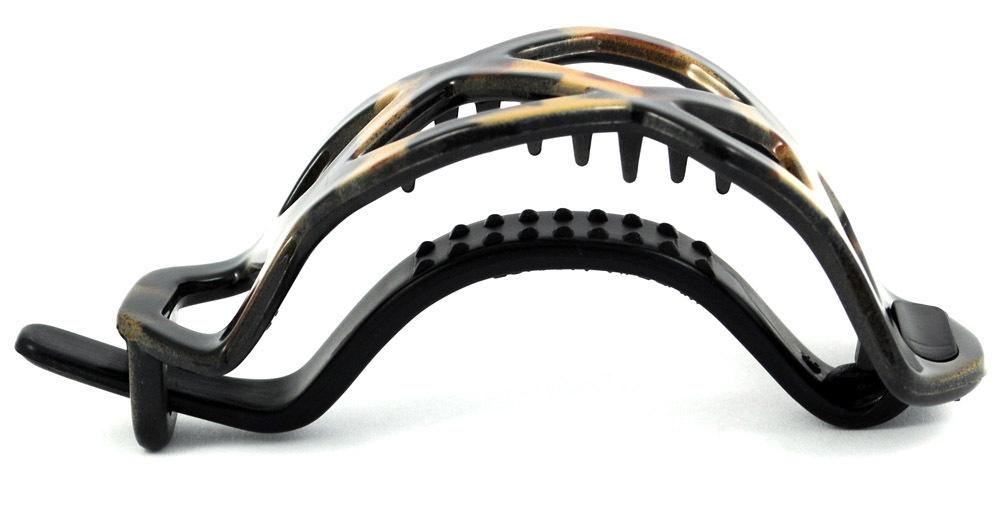 Haarspange in attraktivem Print