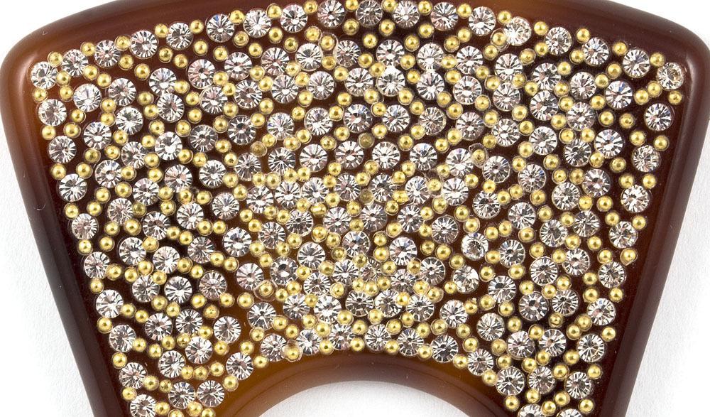 Exquisiter Haarstecker ca. 13 cm