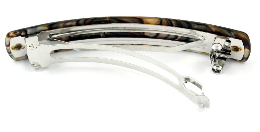 Haarspange mit extra langem 9,5 cm Clip