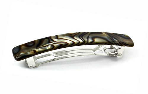 Barrette with 7 cm clip