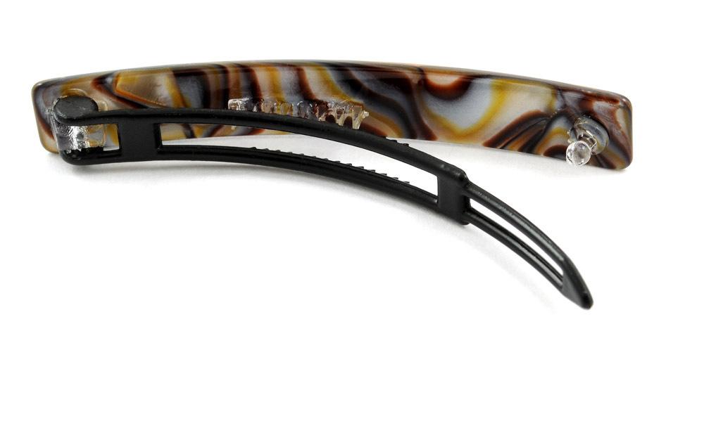 Haarspange Elasticverschluss - 7 cm